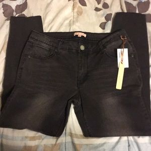 New!!! Faded Black Pair of Size 4 Jean Pants